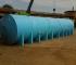 Накопительная емкость 75 м3 для воды
