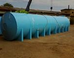 Накопительная емкость 55 м3 для питьевой воды