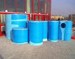Вертикальные емкости для воды